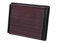 K&N Air Filter Replacement - 2014-2018 Silverado 6.2L