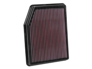 K&N Air Filter Replacement - 2019-2020 Silverado 2.7L, 4.3L, 5.3L, & 6.2L
