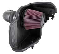 Performance Cold Air Intake #63-3079 by K&N Fits 2012-2015 Camaro ZL1