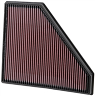 Replacement K&N Air Filter 2016-2018 Camaro V6 33-2496