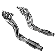 Kooks 2250H420 Camaro SS ZL1 1-7/8 Long Tube Headers #6511-OEMC with Catalytic Converters cats