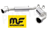 2016-2018 Camaro V6 Exhaust Magnaflow Axle-Back 19332