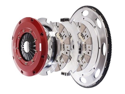 Mantic Twin Disc Clutch Kit - Organic :: 2012-2015 Camaro ZL1