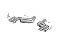 MBRP 2016-2019 Camaro Axle Back Exhaust S7036AL Aluminized Steel - Installer Series Exhaust