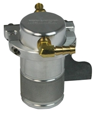 Camaro Air-Oil Separator by Moroso #85634 - fits only 2010, 2011, 2012 & 2013 Camaro models WITH EDELBROCK SUPERCHARGERS