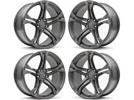 M017 Wheel - Camaro LE Style Wheels fits all 2010-2015 Camaro SS, LS, LT, RS, non-RS, 1LE & ZL1 Models