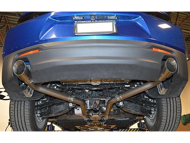 2016 2018 Camaro V6 Mrt Exhaust Version 3 Axle Back