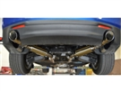 2016-2018 Camaro 2.0L 4-Cyl MRT Axle Back Exhaust 91U821 - Version 2