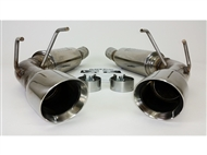 "MRT 2.5"" Axle-Back Exhaust System :: 2010-2015 Camaro SS"