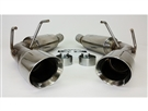 2010-2015 Camaro Axle Back Exhaust Version 1.0 #91A176 by MRT