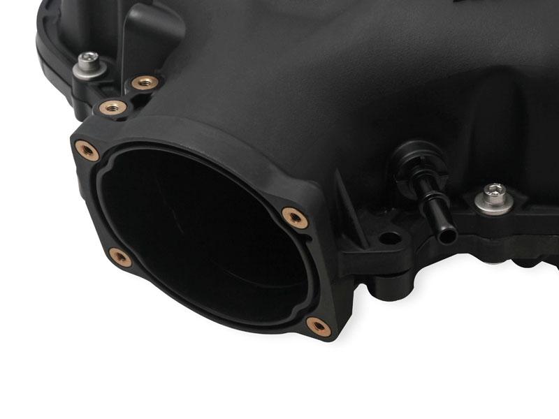 MSD Atomic AirForce Intake Manifold - Gray Lettering :: 2016-2019 Camaro SS