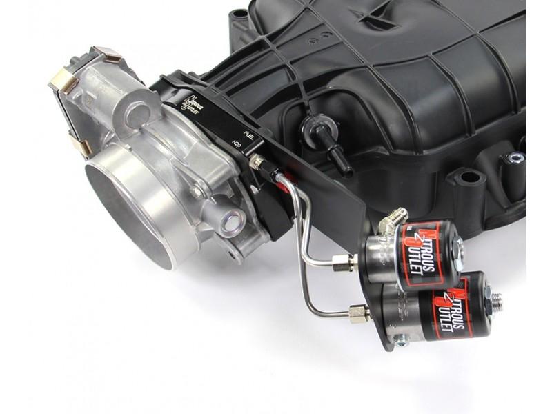 Nitrous Outlet LT1 Camaro Nitrous System (400+HP Kit) :: 2016-2018 Camaro SS