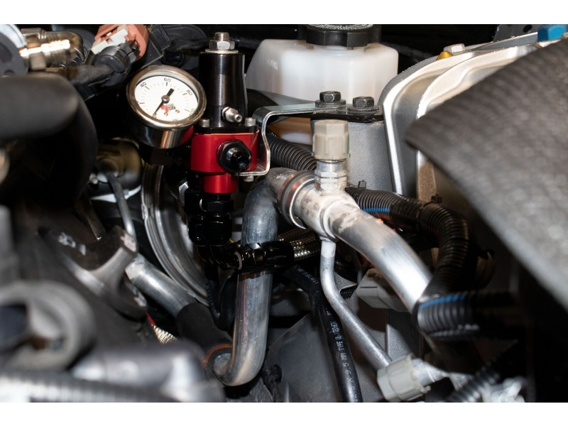 Nitrous Outlet Dedicated Fuel System :: 2016-2019 Camaro SS & ZL1