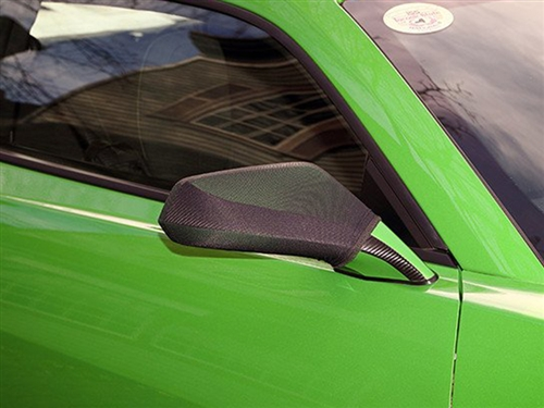 NoviStretch Mirror Covers :: 2010-2015 Camaro