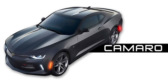 Oracle Tinted Concept Style Side Markers Multiple Colors 2016 2019 Camaro