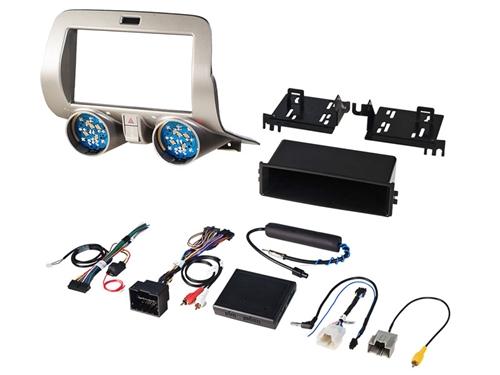 PAC Audio Radio Dash Replacement Kit w/ Climate Controls :: 2010-2015 Camaro