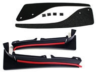 Phastek ZL1 Style Rock Guard Kit  :: 2010-2013 Camaro