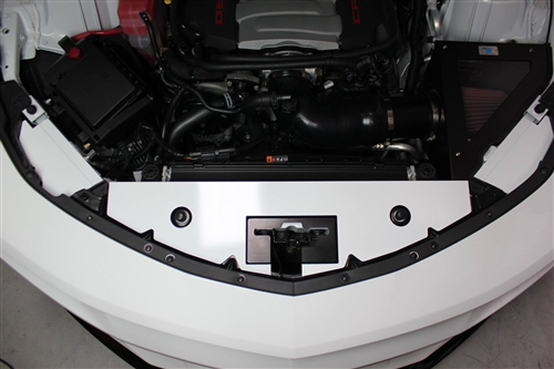 2016-2018 and 2019 ZL1 Camaro Engine Bay Custom Plates 63UP