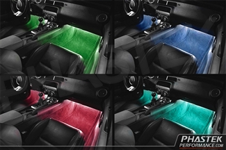 "2010-2015 Camaro SS & V6 ""Footwell"" ABL Ambient Lighting Kit (LED)"