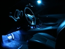2010, 2011, 2012, 2013, 2014, 2015 Camaro SS & V6 ABL Ambient Lighting Kit (LED) - Aqua