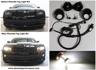 Camaro Factory Fog Lights Add on kit upgrade for 2014 and 2015 Camaro's