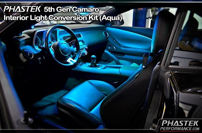 Lovely Camaro LED Interior Conversion Kit (Dome Light U0026 Trunk Light Kit)   Fits  All 2010 2015 Camaro Models