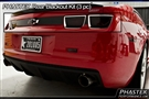 2010 2011 2012 2013 Camaro Rear Blackout Kit (3 pc) by Phastek Performance