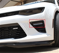 DRL Dark Tint Blackout Kit (2PC) :: 2016-2018 Camaro SS