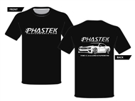 Phastek Custom X5 Camaro T-Shirt in Black