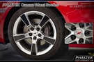 2010-2015 Camaro Wheel Bowtie Decals (Vinyl) by Phastek Performance