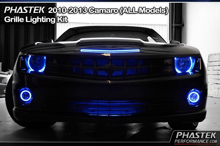Camaro Front Grille Led Lighting Kit
