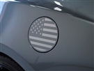 Phastek American Flag Fuel Door Vinyl :: 2016-2021 Camaro