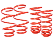 "RST X5 1.5"" Front & 1.4"" Rear Lowering Springs 2010-2015 Camaro"