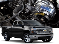 ProCharger High Output Intercooled System - 2014-2018 Silverado 1500 6.2L