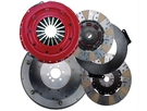 RAM Dual Disc Clutch Clutch Force 10.5 900S Steel Flywheel 2010-2015 Camaro SS