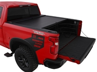 Roll-N-Lock Locking Retractable A-Series Tonneau Cover :: 2014-2018 Silverado 1500 w/6.6ft Bed