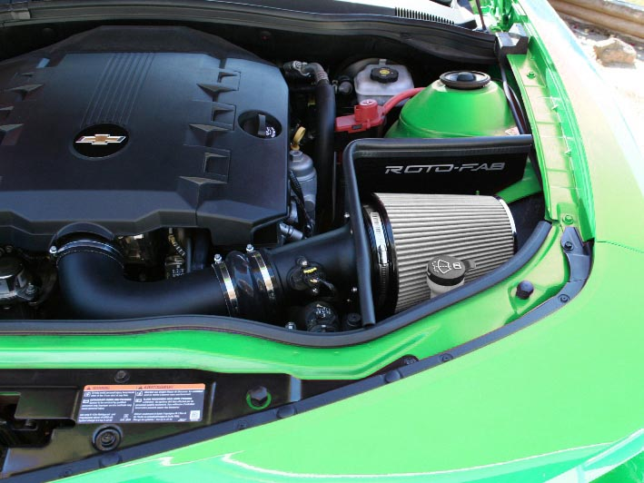 2010-2015 Chevrolet Camaro V6 Hawk Performance HPS Rear Brake Pad Kit HB639F.645