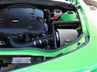 BBK 1835 2012-2014 CHEVROLET CAMARO 3.6L V6 COLD AIR INTAKE SYSTEM CAI CHROME