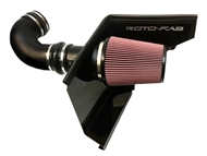2010-2015 Camaro Cold Air Intake Roto Fab Induction Magnacharger Fit