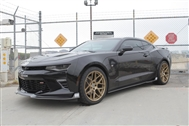 2016-2018 Camaro Body Kit Street Scene 950-70248 - Complete Kit - Side Rockers & Front Splitter