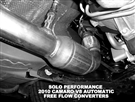 2010-2015 Camaro V8 Automatic L99 Converters Exhaust Kit #C23912 -C23913 By Solo Performance