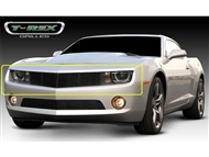 2010 2011 2012 2013 Camaro T-Rex Black Billet Grille (optional to reuse stock bowtie) #21027B