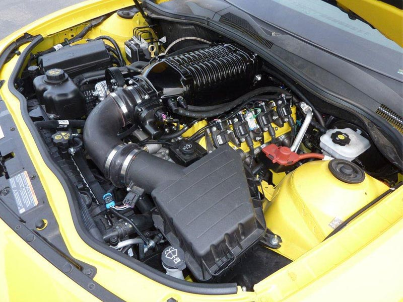 Whipple Superchargers - Full Kit :: 2010-2015 Camaro SS
