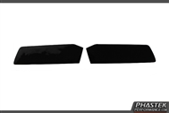 Dark Smoke Headlamp Cover Kit #H0602J-DS by XPel :: Fits 2014-2015 Non-ZL1 models