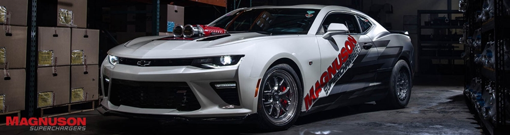 Magnuson Supercharger Systems 2010-2018 Camaro SS & ZL1