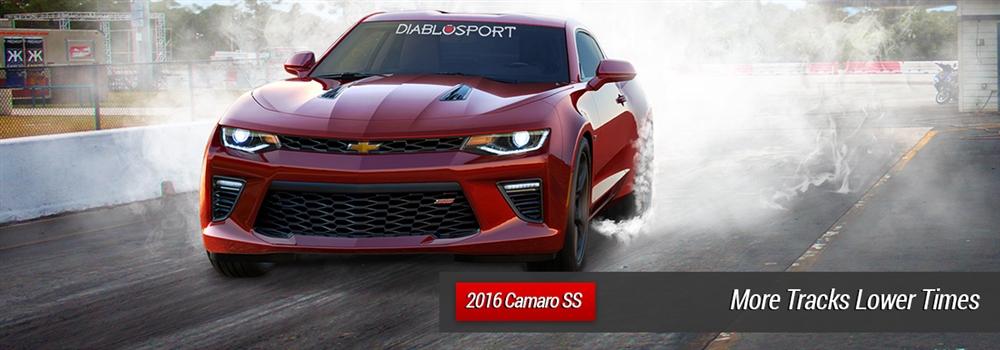DiabloSport 2010+ Camaro Power Programmers & Engine