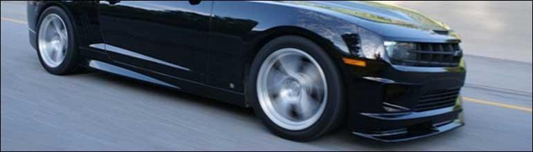 FOR 2010-2013 CHEVY CAMARO SS V8 ZL1 STYLE FRONT BUMPER LIP SPOILER SPLITTER