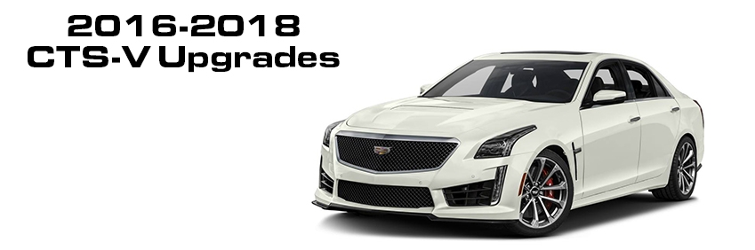 2016 2018 Cts V Performance Parts
