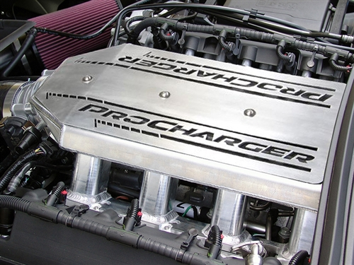 ProCharger Supercharger System - TUNER Kit (Add 150+ HP!) :: 2016-2018  Camaro SS