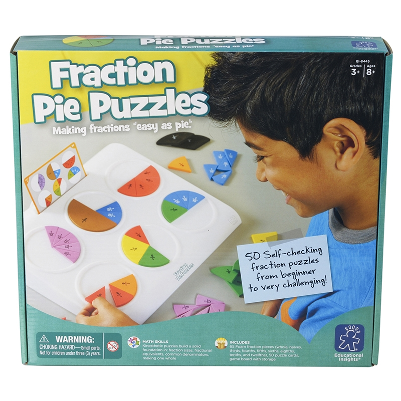 Fractions - Educational Math Game